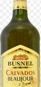Calvados BUSNEL bouteille 100 cl 40° Normandie