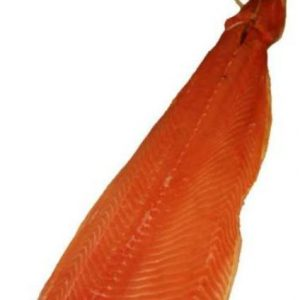 Filet de truite fumée au bois de hêtre – 600 gr